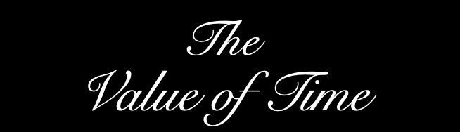 The Value Of Time Logo